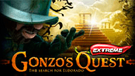 Gonzo's Quest Extreme онлайн игровой аппарат